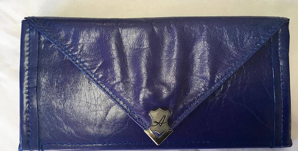 Portefeuille, porte-monnaie, style enveloppe.