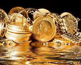 Rachat d'or, de lingot, pièces d'or napoléon, louis et de diamant, Créaly