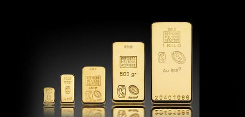 investissement, investir dans l'or, lingot, pièce d'or, placement, Créaly