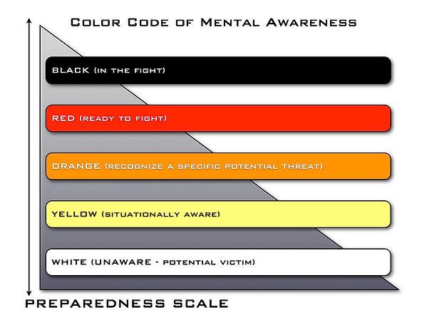 Color Code of Mental Awareness Graphic.0
