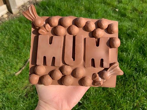 'MUM' slab