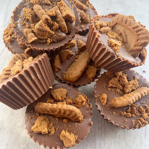 Biscoff Cups