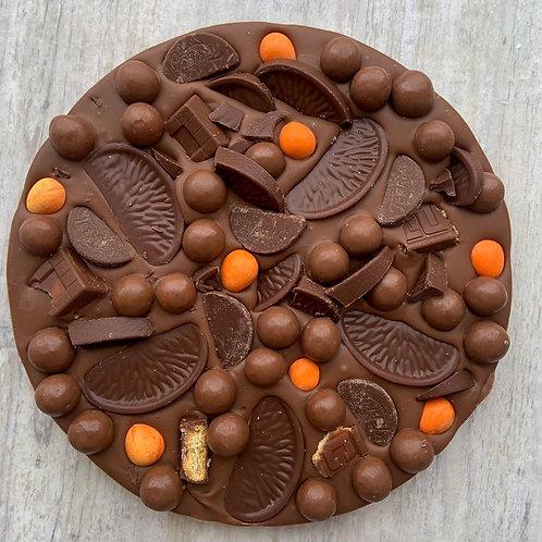 Large Chocolate orange