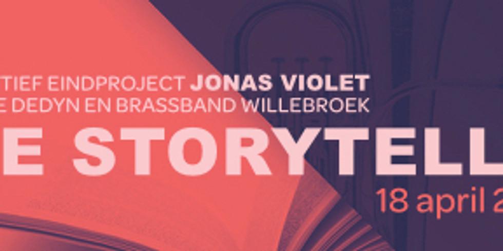 Creatief Eindproject Jonas Violet