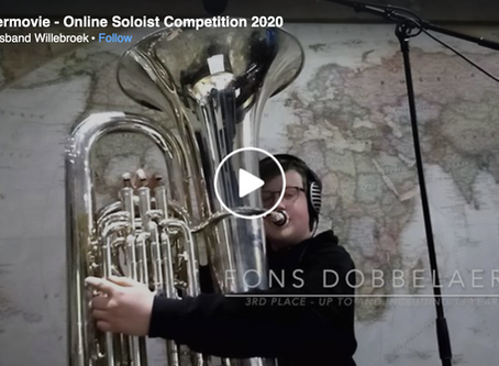 Results Online Soloist Competition 2020