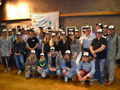 Willebroek celebrates their European youth and world title!