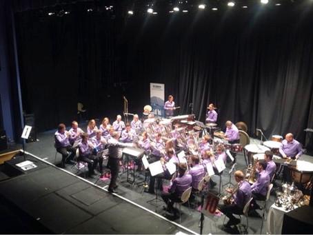 2de plaats op All England Masters International Brass Band Championship 2016!