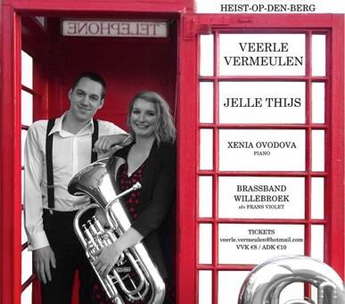 The Last Call: recital Veerle Vermeulen en Jelle Thijs