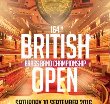 Brassband Willebroek uitgenodigd voor British Open 2016!