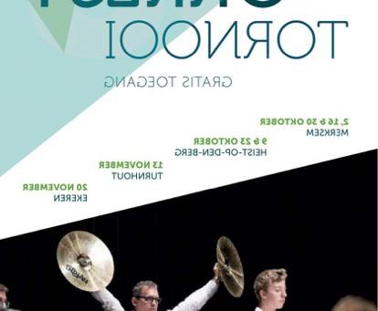 Try-out Provinciaal Orkesttornooi 2016