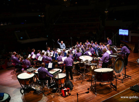 Brass Band Willebroek secures 4th place at the 2018 European Brass Band Championships!