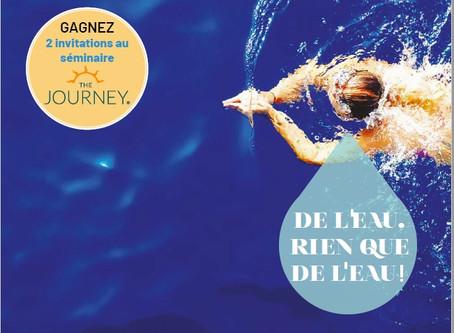 L'EAU : Nouveau numéro de Mag'Zen à feuilleter