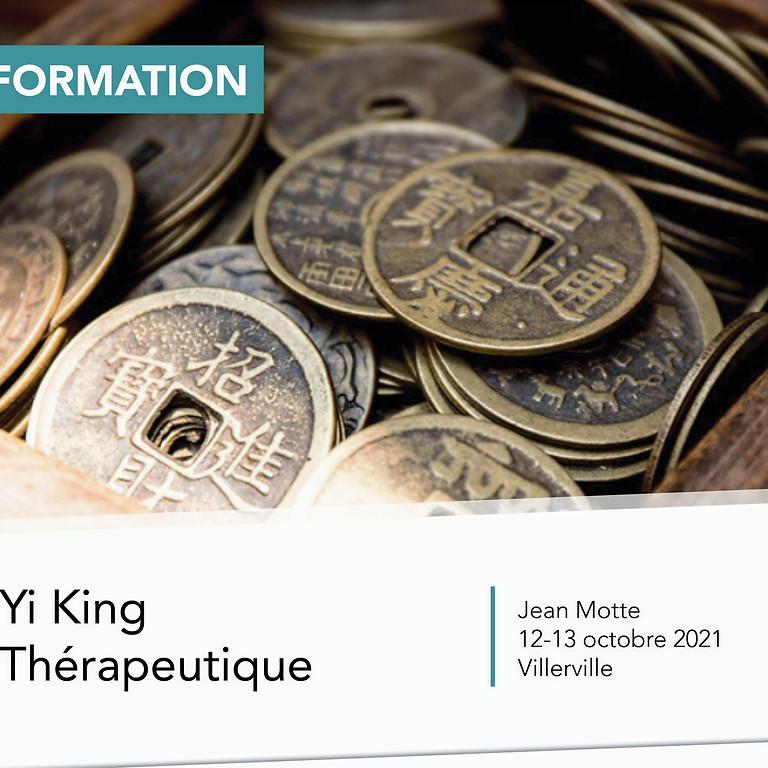 Yi King Thérapeutique