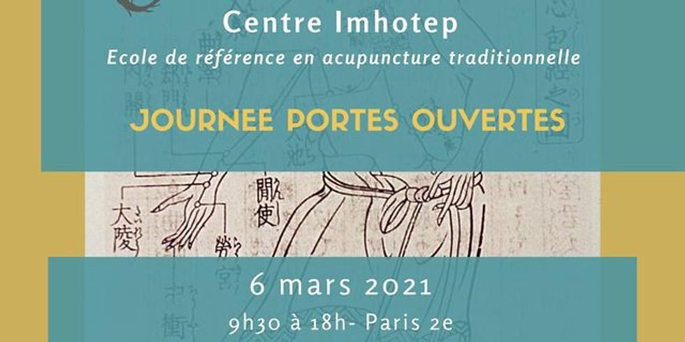Centre Imhotep Journée portes ouvertes