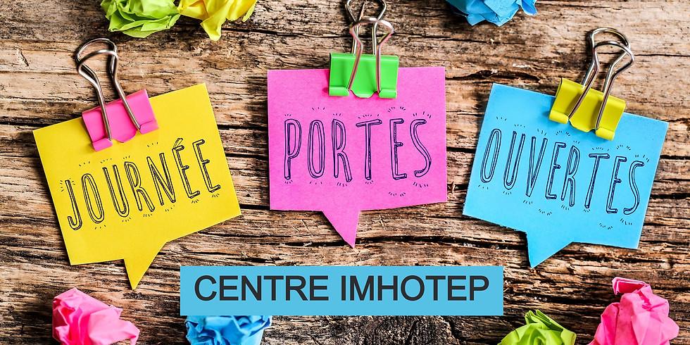 Centre Imhotep : journée portes ouvertes
