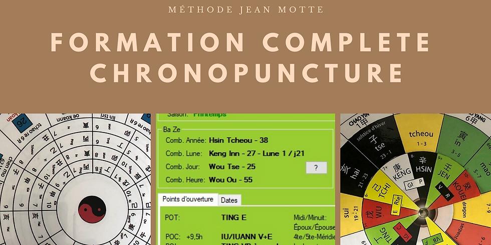 Formation complète de Chronopuncture