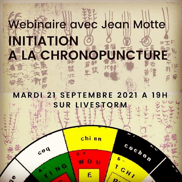 Webinaire: Initiation à la Chronopuncture