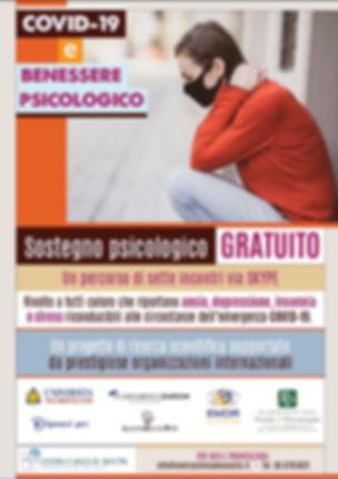Locandina Centro Clinico De Sanctis x we