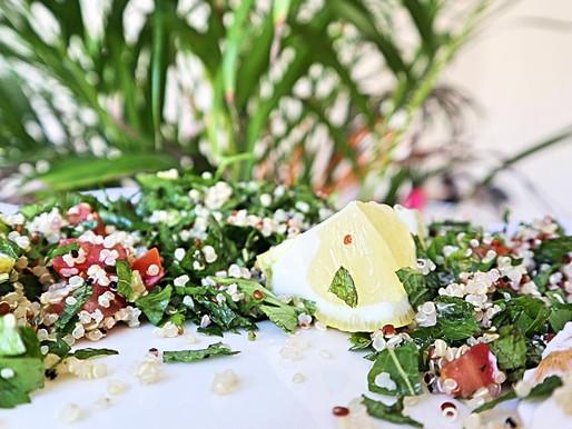 RECEPT: zomerse quinoa tabouleh