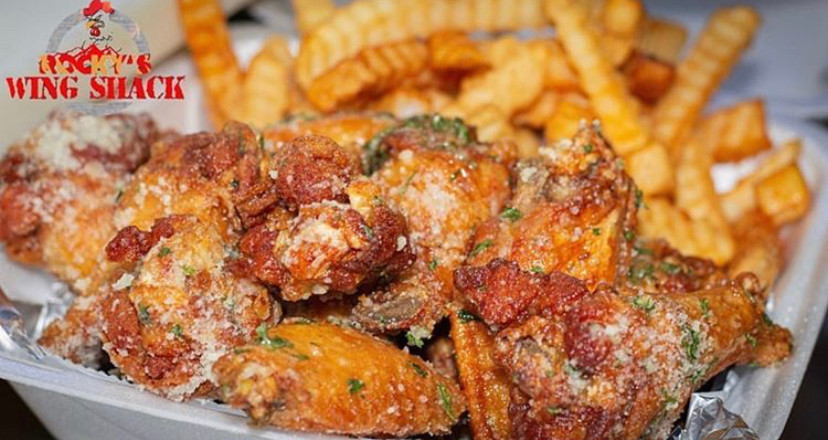 Rocky's Wing Shack: Wings and More in North Nashville