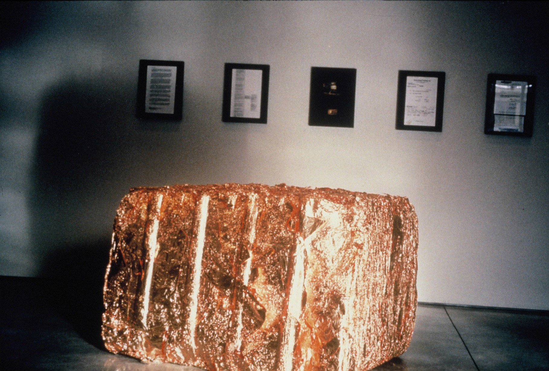 copper block sculpture 05