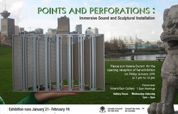 Points and Perforations Invitation