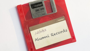 What's Worse than no Alumni Data? Bad Data!