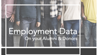 What's all the fuss about Employment Data? Strategies to Boost Engagement & Fundraising