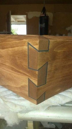 Custom Wood Box