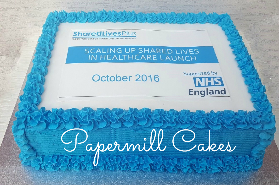 NHS Edible print