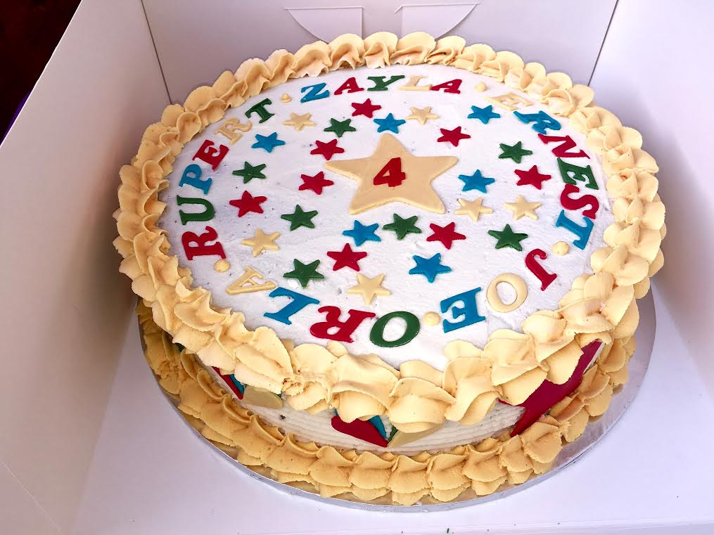 Superstars Buttercream