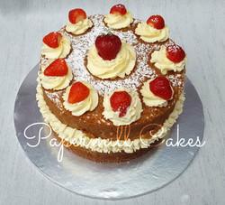 Classi Victoria Sponge Cake