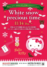 White Snow Precious Time