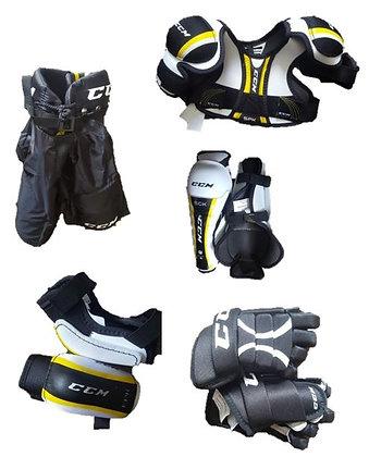 CCM Hockeyset YTH L