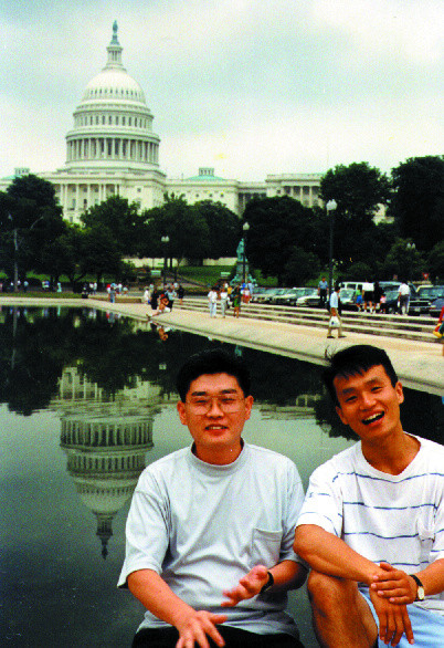 Washington DC Tour 2000
