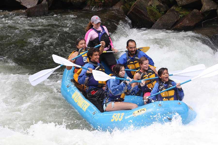 nantahala-rafting