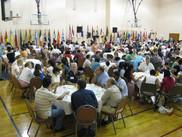Welcome Banquet 2001