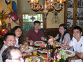 Dinner with American Family 2001