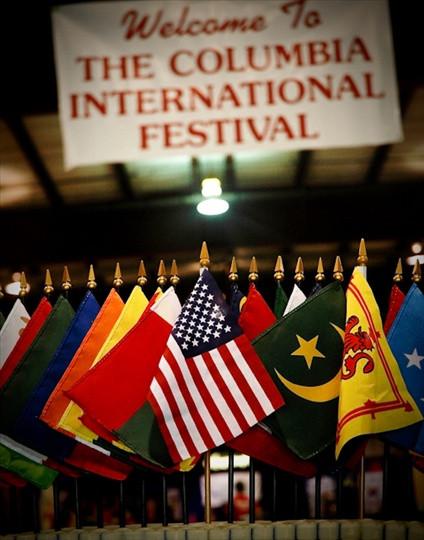 Columbia International Festival 2001