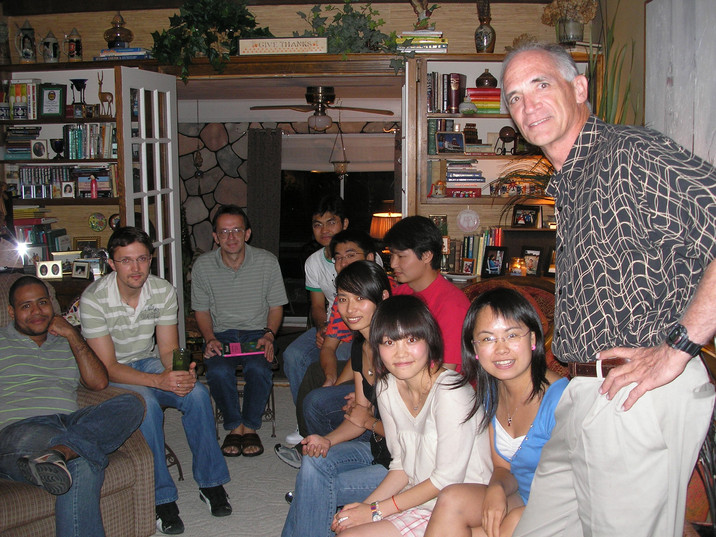Visiting an American Home 2003