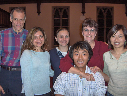 IFM Staff and Students 2003