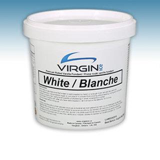 Fondant Blanc Virgin Ice 2lbs