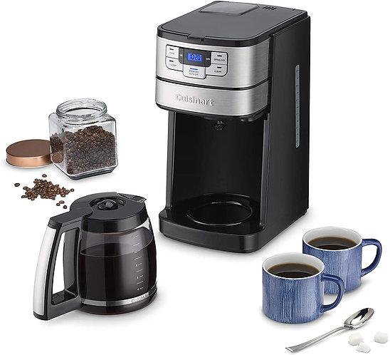 Cafetière 12 tasses Moulin intégré DGB-400c