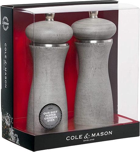 Cole & Mason Moulin à sel et Poivre
