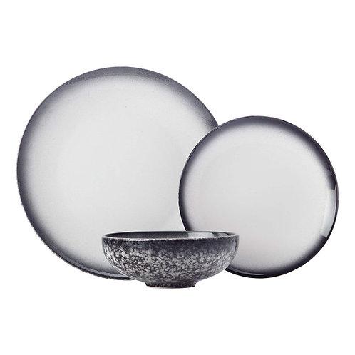 Ens, vaisselle 12 Mcx Caviar Granite