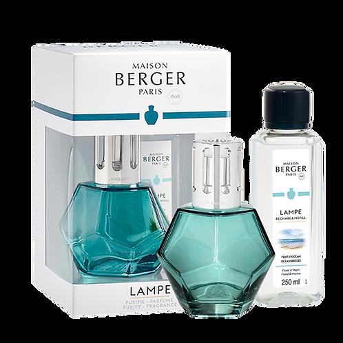 Lampe Berger glaçon Bleue
