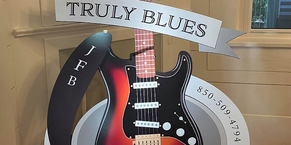Truly Blues @ Quincy Porch Festival