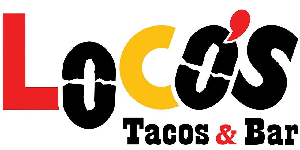 Wailin' Wolves @ Loco's Tacos and Bar