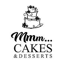 Mmm Cakes & Desserts - Logo Black[5415].