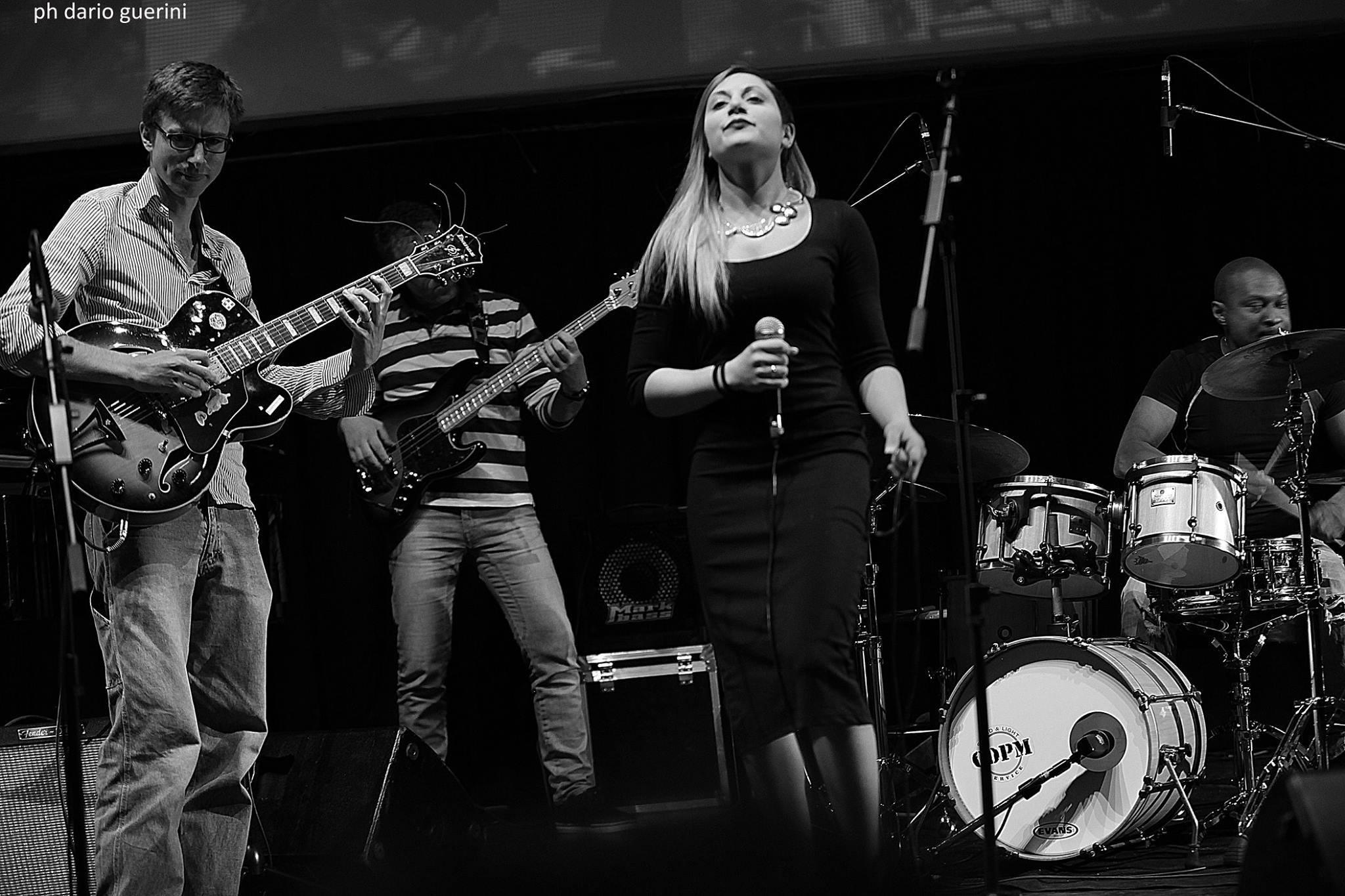 Martina Cirillo Quartet